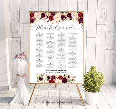 25 best seating chart template ideas on pinterest seating