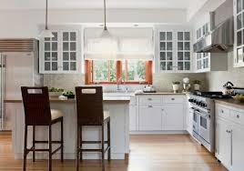 cuisine blanche avec ilot central cuisine en l moderne avec îlot sur 108 photos magnifiques