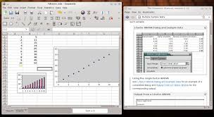 Free Spreadsheet Software 4 Spreadsheet Alternatives To Ms Excel Tuxarena
