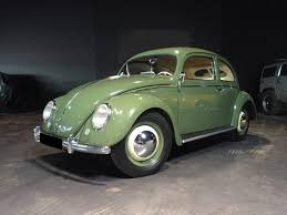 volkswagen beetle green 1950 vw beetle split window split oval beetles only pinterest