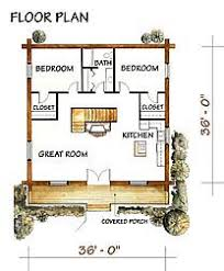 2 bedroom cabin plans cabin floor plan canadian log homes