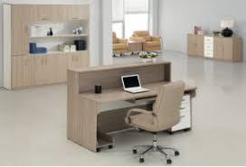 secretaire moderne bureau secrétaire moderne bureau de réception avant table de bureau