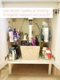 Small Bathroom Ideas Diy 40 Brilliant Diy Storage And Organization Hacks For Small Bathrooms