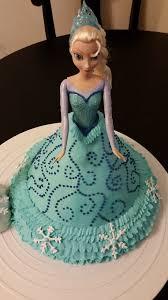 princess elsa cake and olaf cupcake cakecentral com