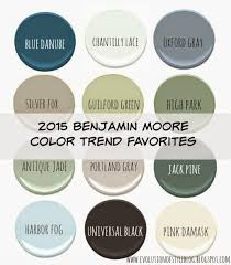 evolution of style benjamin moore u0027s 2015 color of the year and