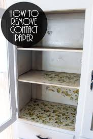 contact paper how to remove contact paper in minutes the country chic cottage