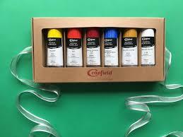 new spectrum acrylic paint selection set 6x60ml 26 99 finest