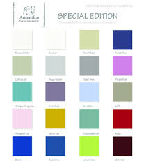 paint colour wow have you seen these new special edition colours by autentico