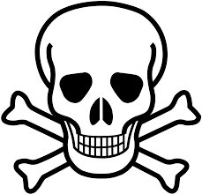 file skull and crossbones svg wikimedia commons