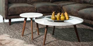 round living room table furniture likeable 11 best round coffee tables for you living