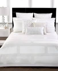 Hotel Collection Duvet King Hotel Collection Modern Woven Pleats Bedding Collection Duvet