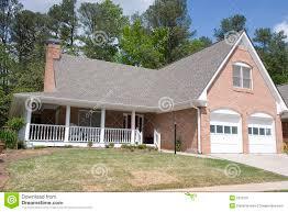 nice brick house stock images image 19213004