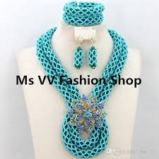 beads jewelry necklace images 2018 african beads jewelry set 2017 new white gold design indian jpg