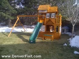 Big Backyard Replacement Parts Furniture Interesting Cedar Summit Playset For Playground