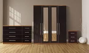 gloss walnut bedroom furniture groupon goods