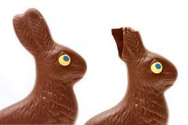 easter chocolate bunny you re abnormal if you eat chocolate easter bunnies