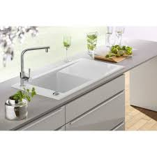 Large Ceramic Kitchen Sinks by Sinks Faucets Astracast Lincoln Oval Bowl Gloss White Ceramic