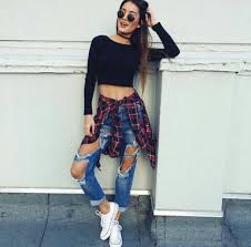 pattern jeans tumblr 4r0jq9 l 610x610 jeans ripped jeans tumblr outfit file army
