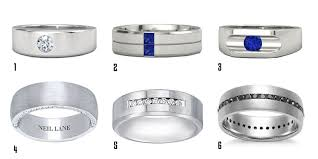 mens wedding ring guide men s wedding bands buying guide