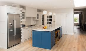 shaker kitchen island shaker kitchens remodeling easy tips blogalways