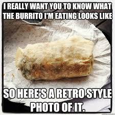 Burrito Meme - burrito meme funny instagram burrito memes quickmeme fave