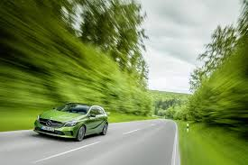 green mercedes a class 2016 mercedes a class facelift up for pre orders in june