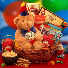 how to make gift baskets make a wish birthday gift basket aagiftsandbaskets