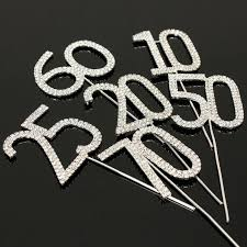 b cake topper online get cheap number cake toppers aliexpress