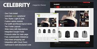 celebrity responsive magento theme by olegnax themeforest