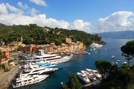 Map Of Portofino Italy by