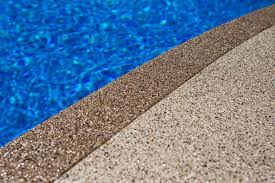 Concrete Patio Resurfacing by Pool Deck Resurfacing Who Says You Need New Concrete Concrete