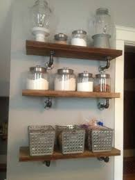 kitchen wall shelving ideas how to install heavy duty floating shelves for the kitchen