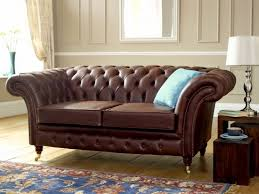 Vintage Leather Sofa Bed 2017 Vintage Leather Sofas For Classic Nostalgic Elegance In