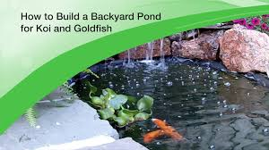marvelous small backyard fish ponds pictures design inspiration