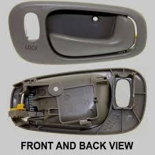 2002 Toyota Camry Interior Door Handle Corolla Door U0026 2009 2013 Toyota Corolla Interior Door Panel