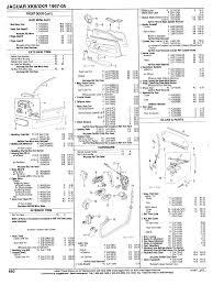 jaguar xkr 1997 2005 misc document jaguar parts list pdf pdf