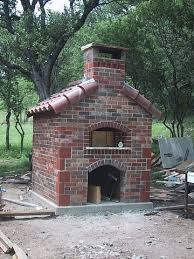 Brick Oven Backyard by 42 Best Outdoor Bread And Pizza Oven Images On Pinterest Outdoor