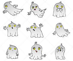 vector ghosts ghost vector pack contains cartoon vectors perfect for