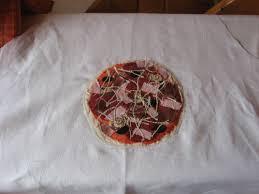 tablier cuisine fille tablier de cuisine fillette thème pizza taille 6 à 12 ans