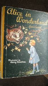 45 alice wonderland book covers images