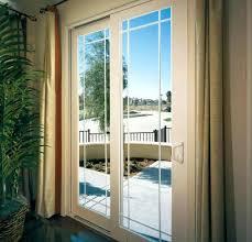 sliding glass doors curtains 3 panel sliding patio door cost huge sliding glass doors 3 panel