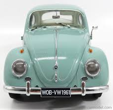volkswagen light blue sun star 05209 scale 1 12 volkswagen beetle saloon 1961 very