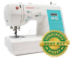 singer sewing machine black friday singer stylist 7258 sewing machine 100 stitch consumer digest
