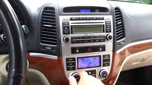 hyundai tucson issues 2008 hyundai santa fe limited with a c climate issues on