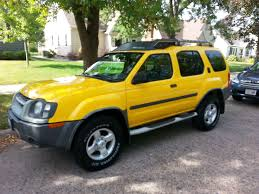 make nissan model xterra year 2001 body style tractor exterior