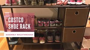 walmart metal shelves ideas costco shoe rack to keep your shoes organized u2014 rebecca