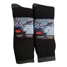 120 units of excell mens thick thermal boot socks temperature
