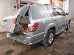 used toyota sequoia parts parting out 2003 toyota sequoia stock 120541 tom s foreign