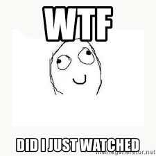 Dafuq Meme Face - wtf did i just watched dafuq did i just read face meme generator