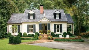 southern style house charming cottage curb appeal makeover southern living
